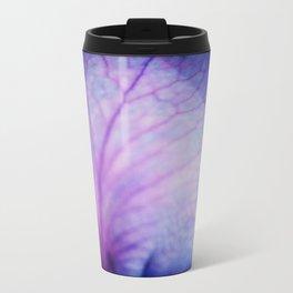 Violet Veins Travel Mug