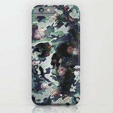 Camouflage Skull V2 iPhone 6s Slim Case