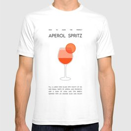 How to make the perfect Aperol Spritz  T-shirt
