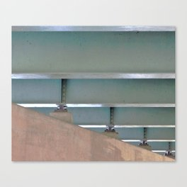 Plinth Canvas Print