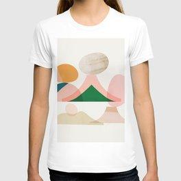 Abstraction_Balances_003 T-shirt