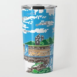 Pixelfalls Travel Mug