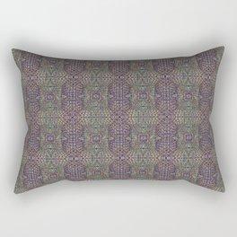 Cretaceous Period Cover Quilts Rectangular Pillow