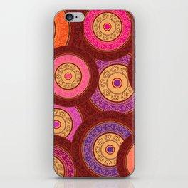 Ethnic Mandala Pattern iPhone Skin