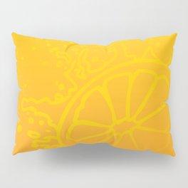 Juicy Orange V6S2 Pillow Sham