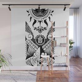 Maori Design Case Wall Mural