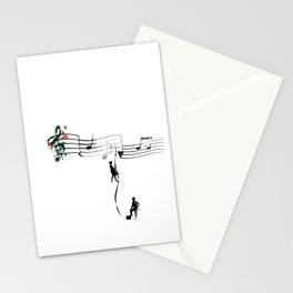 TANAN (Fighting for Love) Stationery Cards