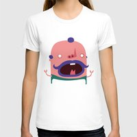 chef T-shirts featuring French Chef by DooDoo