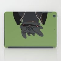 toothless iPad Cases featuring Toothless by Raquel Segal
