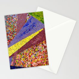 Angular Painting n10 Stationery Cards