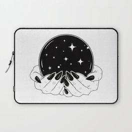 Crystal Ball Laptop Sleeve