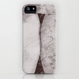 Two Lovers iPhone Case