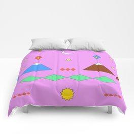 Visiting Temuco Comforters