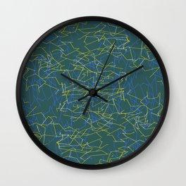 abstract 025 Wall Clock