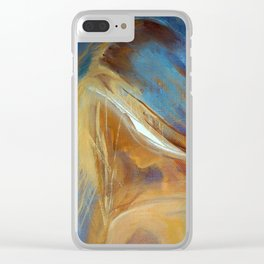 """''Sunshower"""" by Diana Grigoryeva/Fragment Clear iPhone Case"""