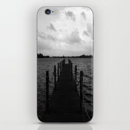 Lough Neagh, Oxford Island  iPhone Skin