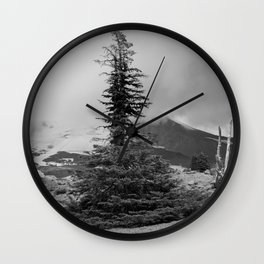 Melted Tree Wall Clock