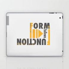 Forming the Quote Laptop & iPad Skin