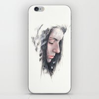 serenity iPhone & iPod Skins featuring [ serenity ] by Nicolaus Ferry