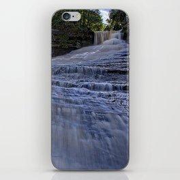 Laughing Whitefish Falls iPhone Skin