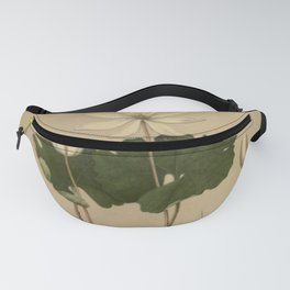 Naturalist Bloodroot  Fanny Pack