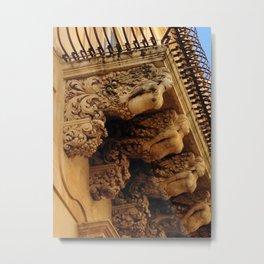 Baroque Metal Print