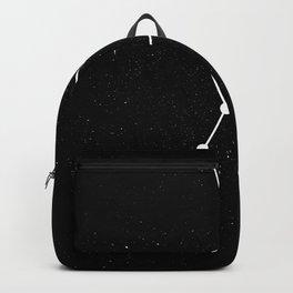 VIRGO (BLACK & WHITE) Backpack