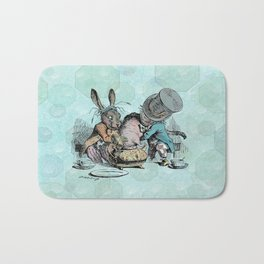 Tea Party (the real one) Bath Mat