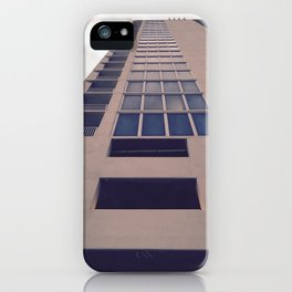Artificial Building iPhone Case
