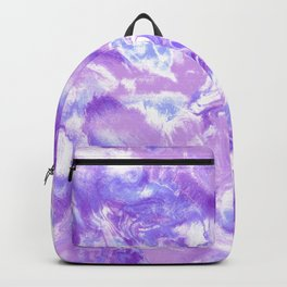 Marble Mist Lilac Backpack