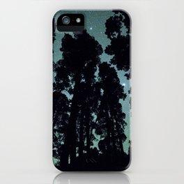 Night giants iPhone Case