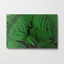 Fren green Metal Print