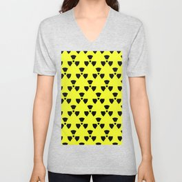 Radiation Pattern Unisex V-Neck