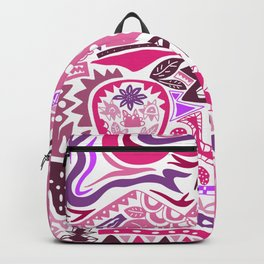 Soul Of The Dream Desert - Dia De Los Muertos (Day Edition) Backpack