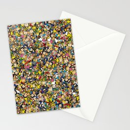 Peanuts Characters Stationery Cards