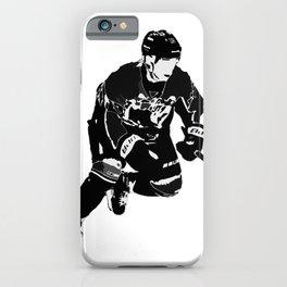 Born for Hockey - Hockey Player iPhone Case