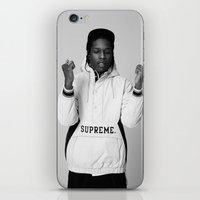asap rocky iPhone & iPod Skins featuring ASAP by POSH OUTSIDERS