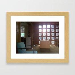 Bibliotheca Framed Art Print