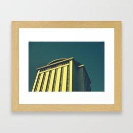 Capstone House Framed Art Print