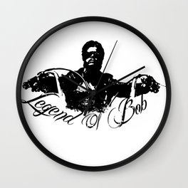 Bob Morales: The Untold Story of La Bamba Wall Clock