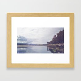 Portmeirion Framed Art Print