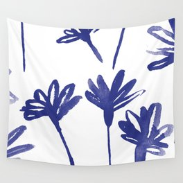 Winter Holiday Wall Tapestry