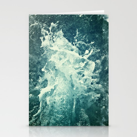 Water IV Stationery Cards