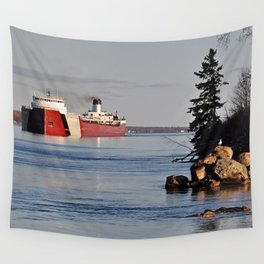 Roger Blough Wall Tapestry