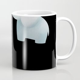 Baby Elephant Elephant Gift Idea Coffee Mug