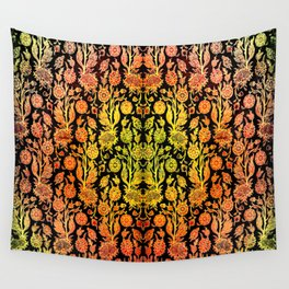 Floral Fabric Vintage Gift Pattern #1 Wall Tapestry
