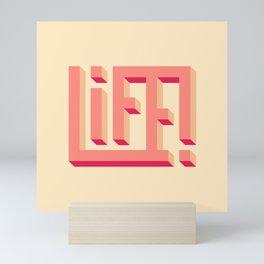 Life! Mini Art Print