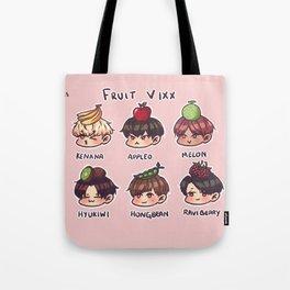 Fruit vixx Tote Bag