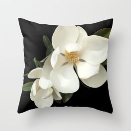 PURITY OF SPRING Throw Pillow