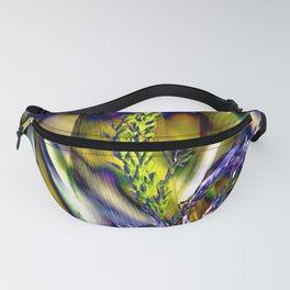 Poetic Sound of Corn Fanny Pack